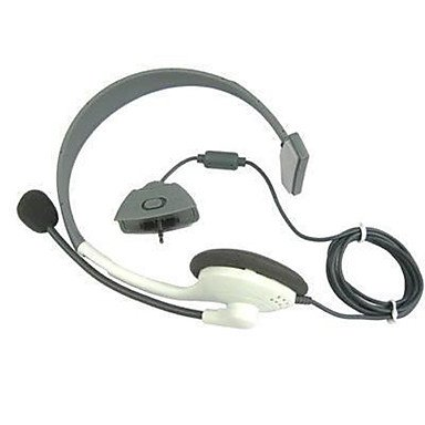 Top Quality Headphone+ Microphone For Xbox,360 Live