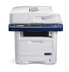 Xerox WorkCentre 3325/DNI Monochrome Multifunction Printer- Wireless Advanced Productivity