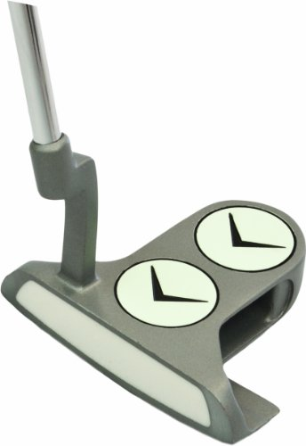 Longridge Left Handed Alpha II 2-Ball Putter