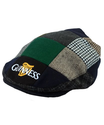 guinness-official-merchandise-chapeau-homme-multicolore-black-grey-cream-fr-l-taille-fabricant-large