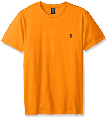 U.S. Polo Assn. Men's Crew Neck Small Pony T-Shirt