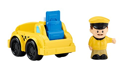 Fisher-Price Little People Taxi - 1