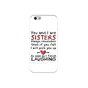 I phone 6 nkt08 (5) Mobile Case by oker - Brother & Sister Quotes