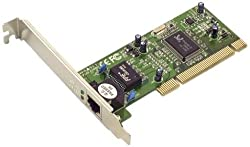 IEC Gigabit Ethernet Card RJ45 PCI 32 bit
