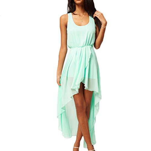Great Deal(TM) Women Summer Boho Long Fancy Party Beach Dress