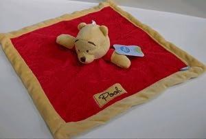 Disney Winnie the Pooh Lovey Security Blanket