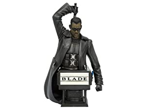 Marvel Collection: Blade Movie Fine Art Bust