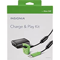 Insignia NS-GXB3CK101 Charge & Play Kit for Xbox 360