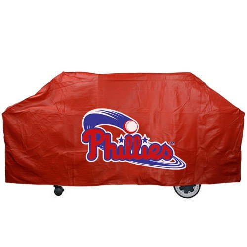 Philadelphia Phillies Red Grill Cover at Amazon.com