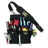 CLC Custom Leathercraft 5508 Professional Electricians Tool Pouch,  20 Pocket (Tamaño: 20 POCKET)
