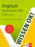 Wissen ok! Englisch 5./6. Klasse Gymnasium (G8)