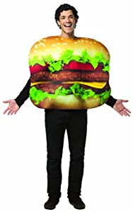 Rasta Imposta Cheeseburger Costume by Rasta Imposta