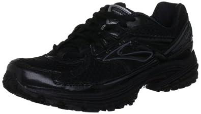 Brooks Mens Adrenaline GTS 13 M Running Shoes 1101291D090 Black/Anthracite/Pavement 9 UK, 44 EU, 10 US Regular