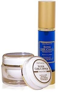 Amazon com super ghk copper serum copper peptide anti aging beauty