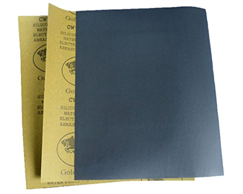 pack-of-10-sheets-abrasive-sandpaper-9x11-inch230x280mm-120-grit-silicone-carbide-wet-dry