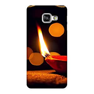 Impressive Positive Enlight Back Case Cover for Galaxy A3 2016