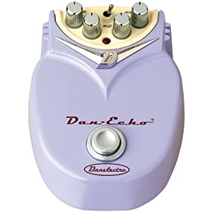 Danelectro DE-1 Dan Echo Effects Pedal