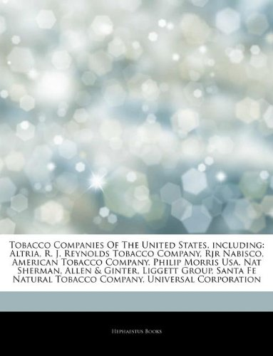 articles-on-tobacco-companies-of-the-united-states-including-altria-r-j-reynolds-tobacco-company-rjr