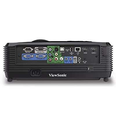 ViewSonic Pro8400 30-300-inch DLP Projector
