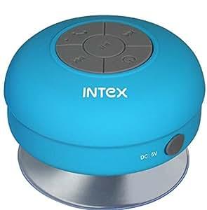 Intex IT-13SBT Bluetooth Speakers (Blue/Grey)