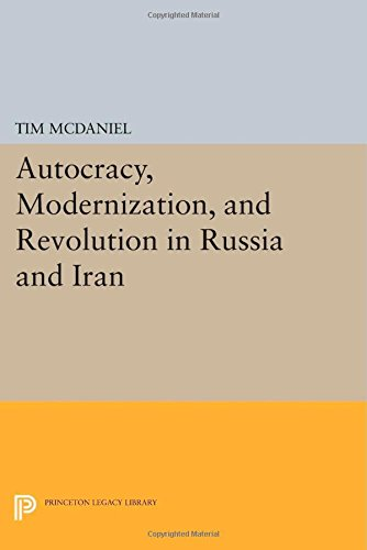 Autocracy, Modernization, and Revolution in Russia and Iran (Princeton Legacy Library) PDF