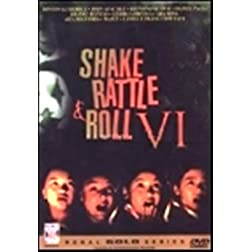 Shake Rattle and Roll VI - Philippines Filipino Tagalog DVD Movie