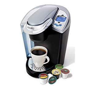 Keurig B66 Single Serve Gourmet Coffee & Tea Brewing System