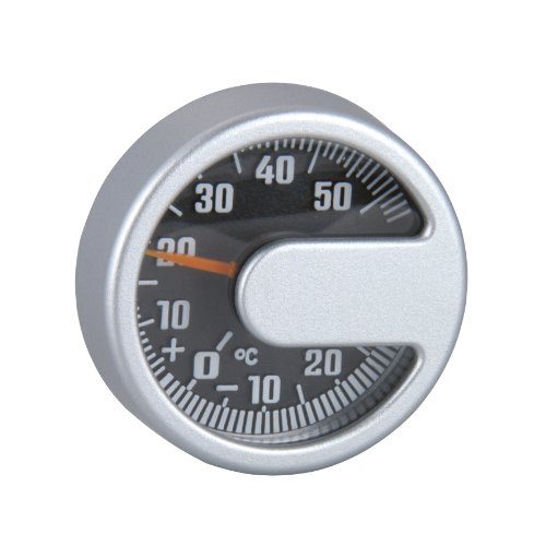Thermometer ALU Silver 84666