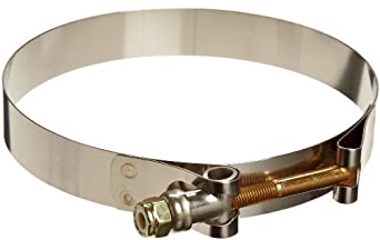 Murray TB Series Stainless Steel 300 Bolt Hose Clamp