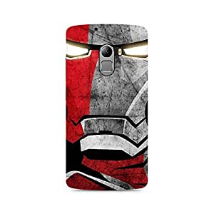Mobicture Red Soldier Premium Printed Case For Lenovo K4 Note