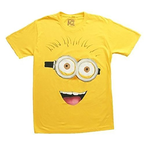 Yellow Minion Adult Unisex T-Shirt