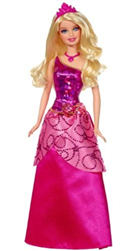 Barbie Princess Charm School Princess Blair Doll [Toy]