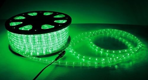 new-300-ft-2-wire-led-rope-light-home-outdoor-christmas-lighting-green