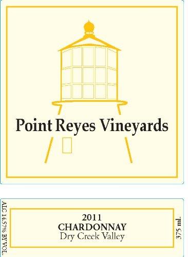 2011 Point Reyes Dry Creek Valley Chardonnay 375Ml
