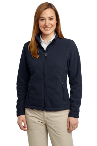 [Port Authority Women's Value Fleece Jacket XL True Navy] (Daria Costume)
