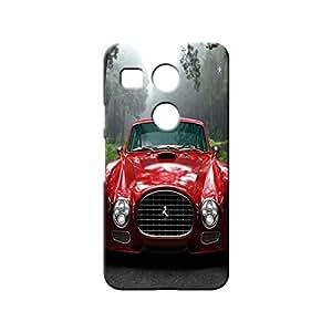 G-STAR Designer 3D Printed Back case cover for LG Nexus 5X - G3438