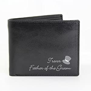 Top Hat Wallet Personalised Valentine's Day Gift