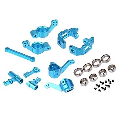 Kalevel® Rc HSP 1/10 Model Car 02013 02014 02015 02157 02138 02139 Aluminum Upgrade Part Kit 102010 102011 102012 102057 102017 102068 Car Spare Parts for 94101 / 94102 / 94103 / 94103pro / 94105 / 94106 / 94107 / 94107pro /94108 / 94109 / 94110 / 94111
