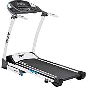 Unrivalled Reebok Z7 Treadmill with accompanying Sports Pulse Watch