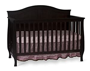 Child Craft Camden 4-in-1 Convertible Crib, Jamocha from Child Craft