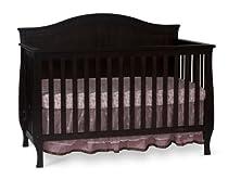 Hot Sale Child Craft Camden 4-in-1 Convertible Crib, Jamocha