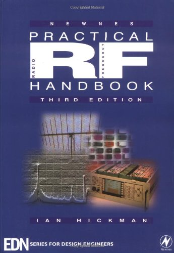 Practical Rf Handbook, Third Edition (Edn Series For Design Engineers)