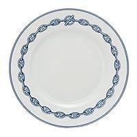 Hermes エルメス シェーヌダンクル ブルー Chaine d ancre Bleu デザートプレート 皿 ペアセット 002707P2 並行輸入品