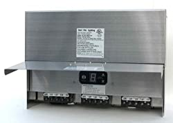 900 Watt Multi Tap Stainless Transformer