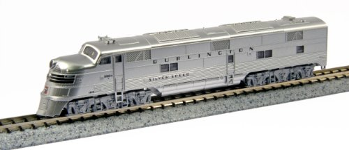 Kato USA Model Train Products EMD E5A #9910A CB and Q
