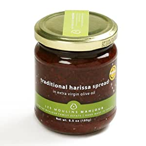 Organic Harissa by Les Moulins Mahjoub (6.5 ounce)