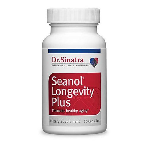 Dr. Sinatra's Seanol Longevity Plus Supplement, 60