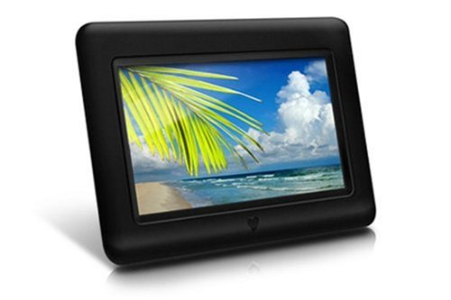 Aluratek Adpf07Sf 7-Inch Hi-Resolution Digital Photo Frame