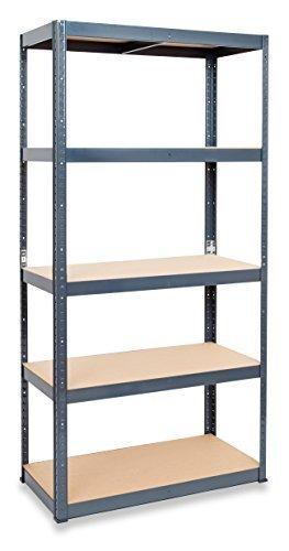 600mm-deep-storalexa-garage-shelving-racking-unit-200kg-udl-free-mallet-by-storalex