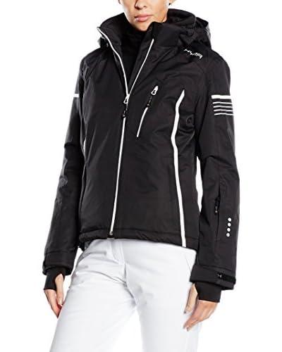 Hyra Chaqueta de Esquí Trafoi Lady Negro / Blanco
